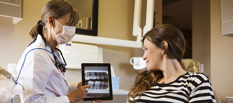 КТ и рентген челюсти при беременности